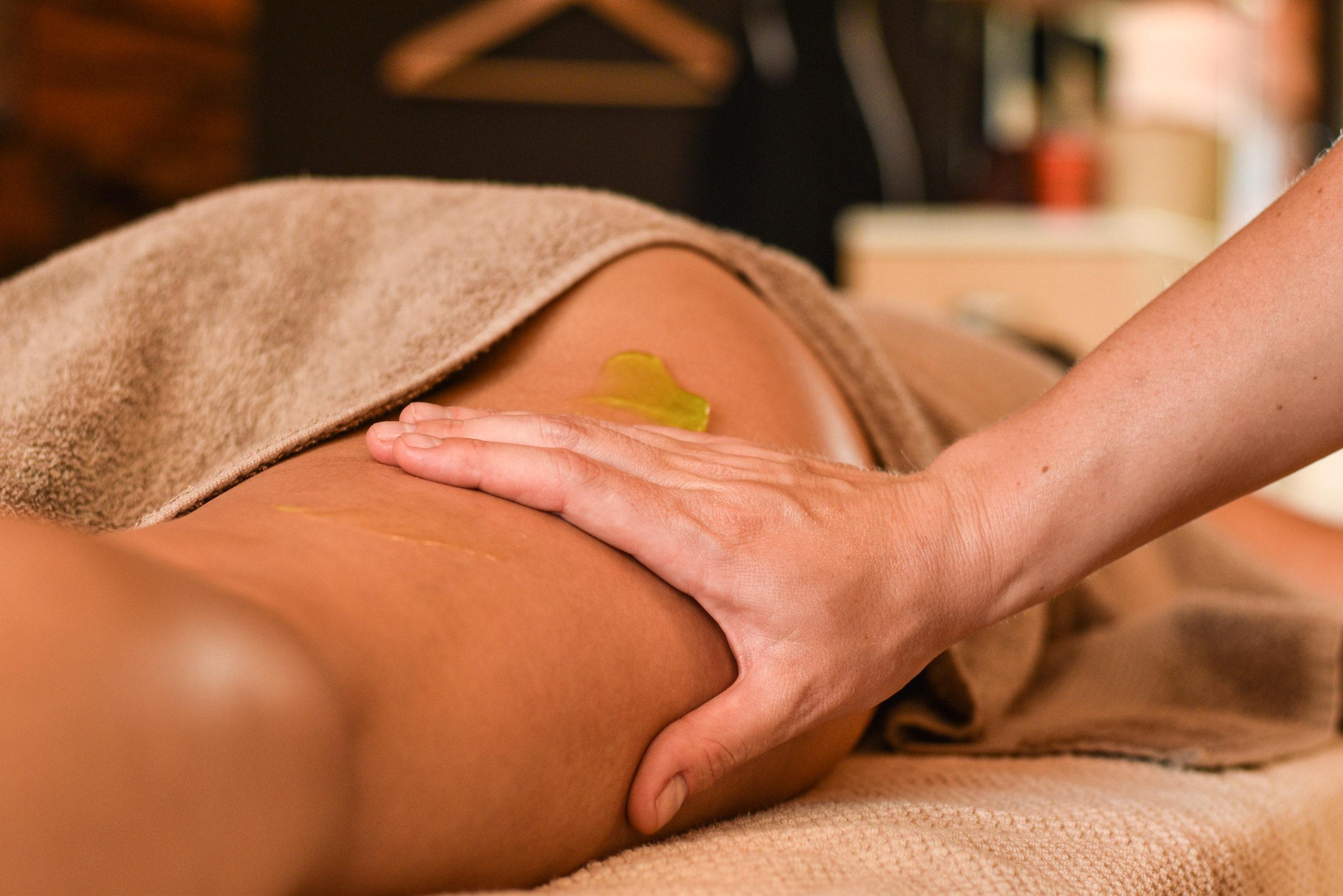 SHE'S IN-SHAPE Apeldoorn Bodycontour gel massage